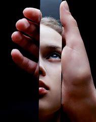 Portrait Photography Mirror Reflection