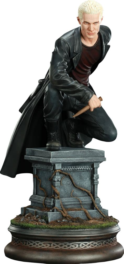 Buffy the Vampire Slayer Spike Statue by Sideshow ...