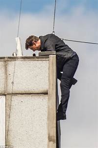 Tom Cruise broke ankle on M:I6 and production halted ...