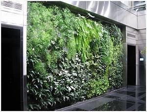 Mur Végétal Intérieur Ikea : mur vegetal gazprom 700x535 design v g tal pinterest ~ Dailycaller-alerts.com Idées de Décoration