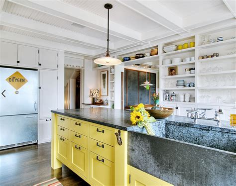 kitchen design yellow stunning kitchen designs with two toned cabinets 1411