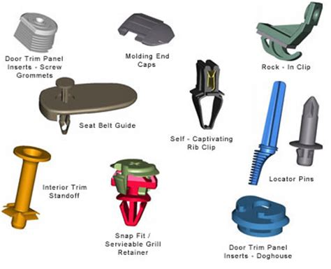 ITW Deltar Fasteners: Specialty Fasteners
