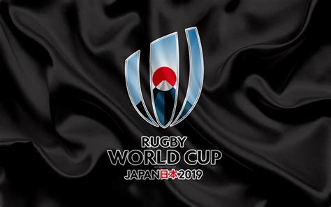 wallpapers  rugby world cup logo  silk
