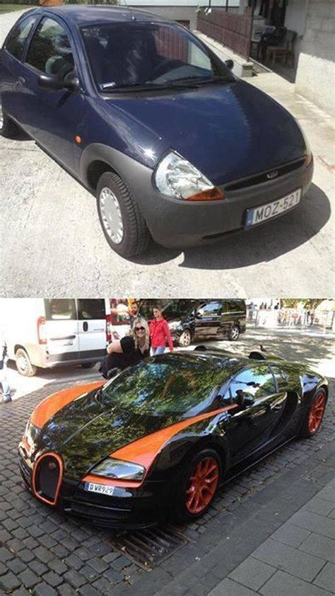 See more of bugatti veyron on facebook. Ford Ka and Bugatti Veyron mashup render is intriguing