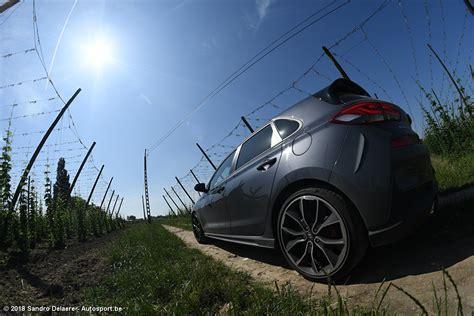 Hyundai Toc by Test Hyundai I30 N Koreaan Op Strooptocht Autosport Be