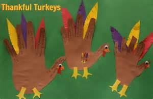 thankful turkeys thanksgiving craft for families