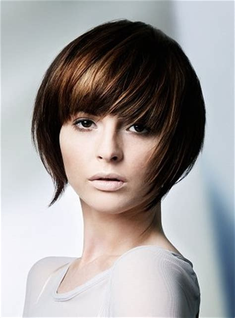 apple cut hairstyle
