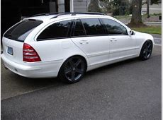 Wagons Ho ! Let's see some W203 wagons Page 7 MBWorld