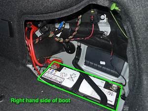 Bmw 3 Series Car Battery Location