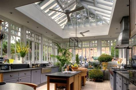 Sunroom Kitchens by Conservatory Kitchen Ideas Care Free Sunrooms