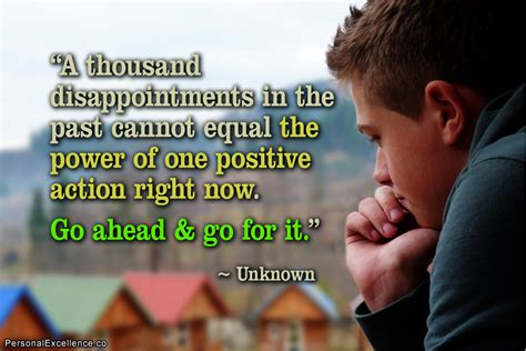 Power Of One Motivational Quotes