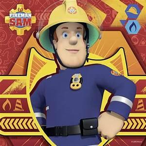 Handtuch Feuerwehrmann Sam : 3 puzzles feuerwehrmann sam 49 teile ravensburger ~ Articles-book.com Haus und Dekorationen