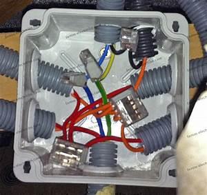 Boite De Derivation Electrique : boite pour ranger les fils electriques maison design ~ Dailycaller-alerts.com Idées de Décoration