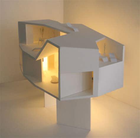 polygonal penthouse tops trans generational townhouse