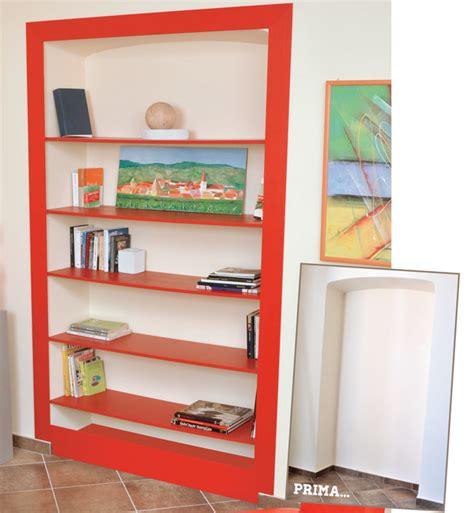 Come Costruire Una Mensola In Legno by Libreria Fai Da Te Centinaia Di Idee Illustrate Nei