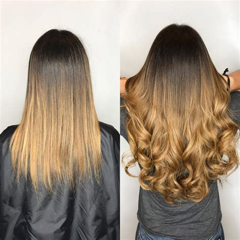 Great Hair by Hair Extensions Types To Lengthen Hair Ag Miami Salon