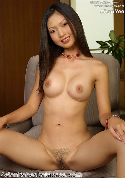 Asian Girl Skinny Waist Nude