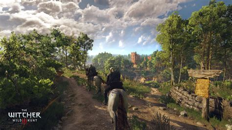 Witcher 3 1080p Screens Show Why It Is One Of The Most