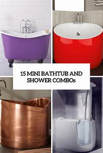 15, Mini, Bathtub, And, Shower, Combos, For, Small, Bathrooms