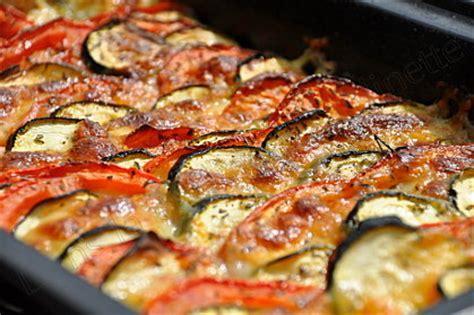 recette cuisine provencale tian de courgettes tomates et mozzarella recette méditerranéenne ideoz voyages