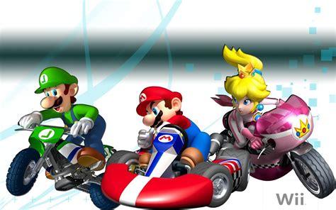 Mario Kart Wii Wallpapers Wallpaper Cave