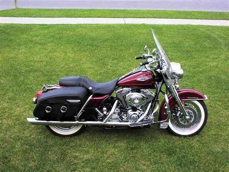 Modification Harley Davidson Road King by 2001 Harley Davidson Road King Moto Zombdrive