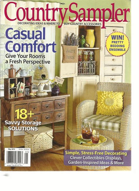 1000+ Images About Country Sampler Magazine ♦ On Pinterest