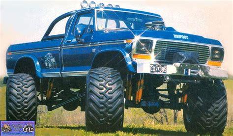 bigfoot monster truck monster truck photo album