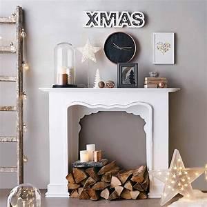 Kamin Attrappe Holz : die besten 25 weihnachten kamin ideen auf pinterest ~ Michelbontemps.com Haus und Dekorationen