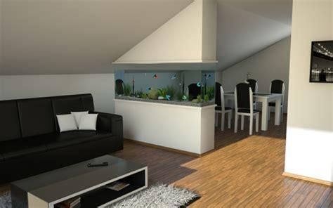 d馗oration cuisine ouverte cuisine ouverte avec bar 14 la d233coration avec un meuble aquarium archzine fr gelaco com