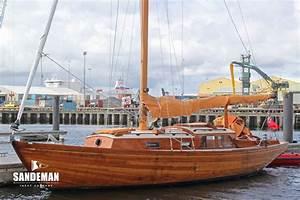 John Alden Malabar Snr 34 Ft Sloop 1960 Sandeman Yacht