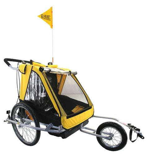 siege pour remorque velo le transport des enfants à vélo