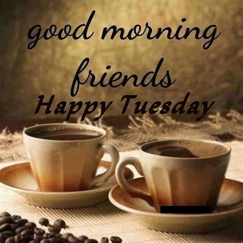 So, what's better than a coffee quotes images page? Good Morning Friends Happy Tuesday Coffee Quote Pictures, Photos, and Images for Facebook ...