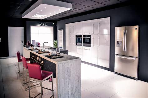 modele cuisine en l nos projets de cuisine moderne cuisiniste inovconception