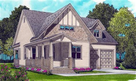 Bungalow Style House Plan 2 Beds 2 Baths 1958 Sq/Ft Plan
