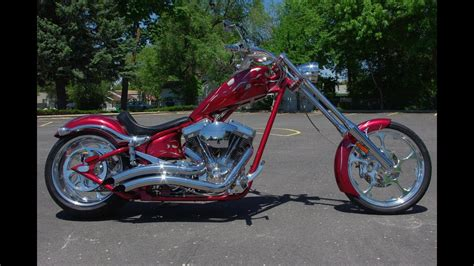 For Sale 2007 Big Dog K9 Custom Softail Chopper Motorcycle