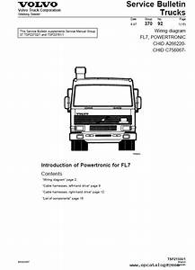 Diagram  2007 Volvo Truck Wiring Diagrams Full Version Hd