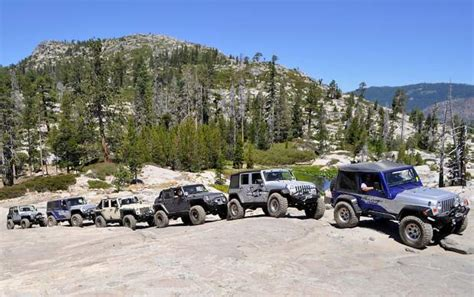 rubicon trail jeepers jamboree verifying dreams on the rubicon trail