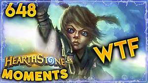 WTF?? Nerfed?! | Hearthstone Daily Moments Ep. 648 - YouTube