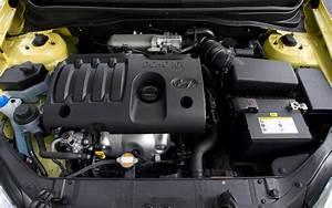 2009 Hyundai Accent Gs Engine Photo 13