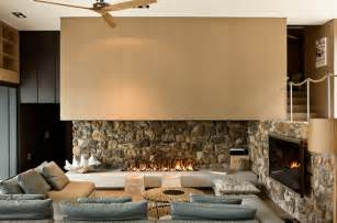 tapete fã r wohnzimmer interior wall adds rustic touch
