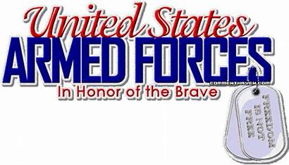Armed Forces States United Military Veteran Soldiers