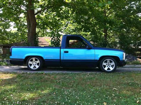 Two Tone Trucks by Can Someone Ps The The Two Tone On My Truck Gmt400 The