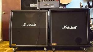 Marshall 1960a Vs 1960b 4x12 Cab Comparison