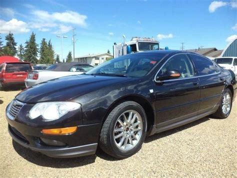 Chrysler 300m Special For Sale by 2003 Chrysler 300m Special Edition Edmonton Alberta