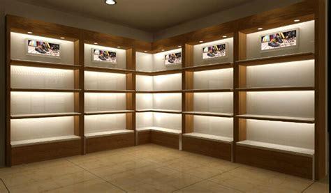 bag display garment display showcase racks wooden material  display stand  china
