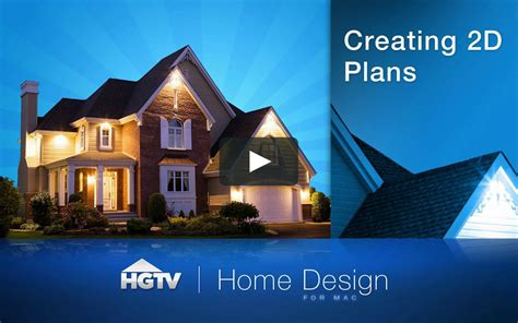 Hgtv Home Design For Mac Tutorial by Hgtv Home Design For Mac Creating 2d Plans On Vimeo