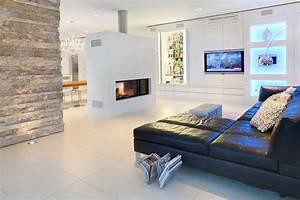 Wohnzimmer Mit Offener Küche : offener wohn und essbereich bilder ideen couch ~ Watch28wear.com Haus und Dekorationen