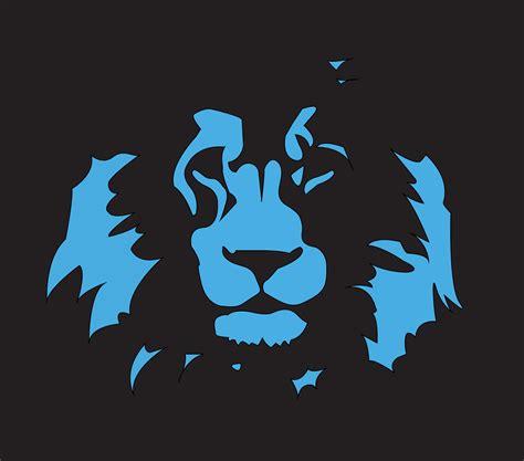 Free Lion Stencil Download Free Lion Stencil Png Images