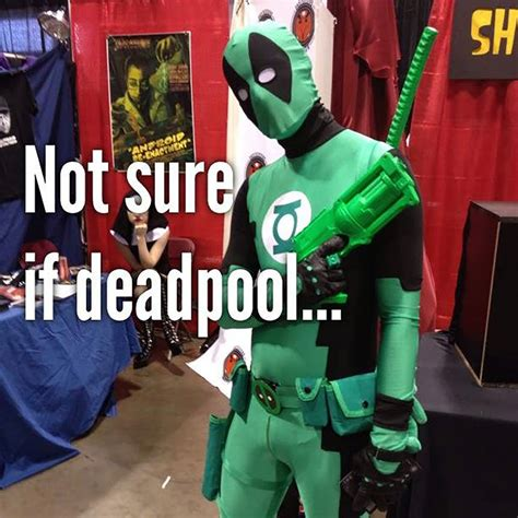 funniest green lantern  deadpool memes     laugh hard